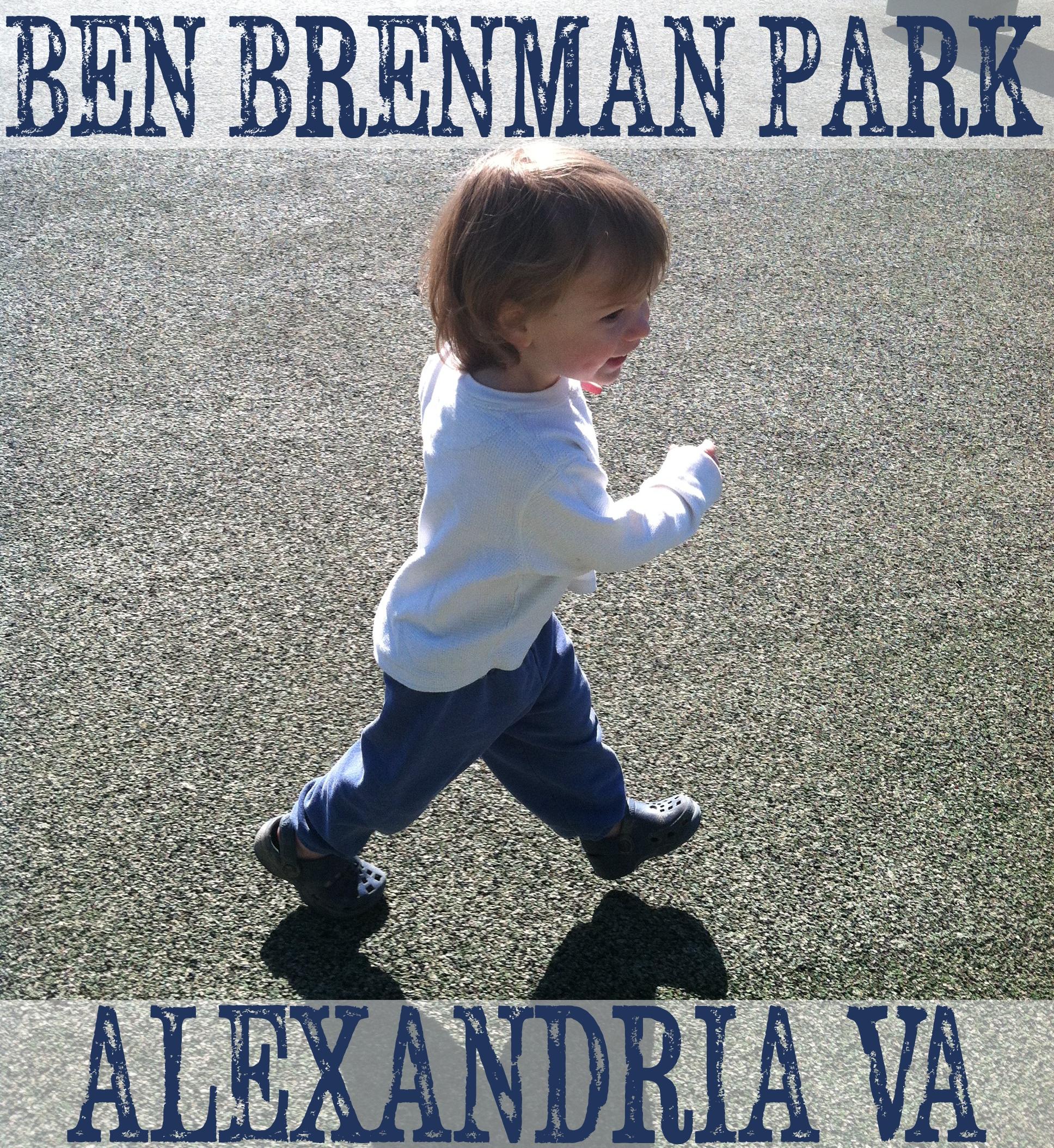 Ben Brenman Park Alexandria VA