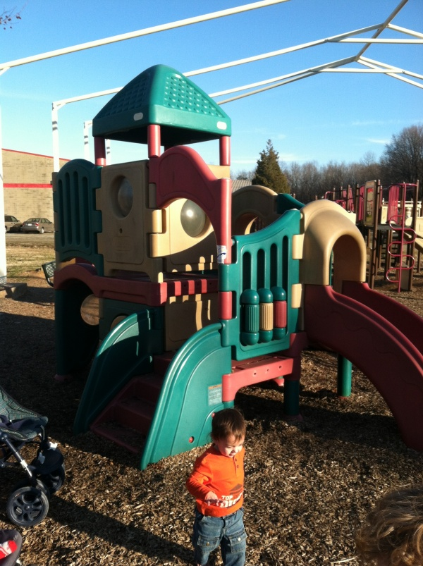 Lee District Park Playground