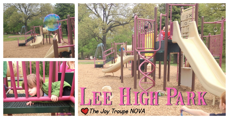 Lee High Park Gt Gt The Joy Troupe Nova Family Guide