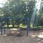Swings at Ft Ward Park