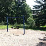 Baby Swings at Ft Ward Park