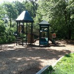 Play Structure at Ft Ward Park