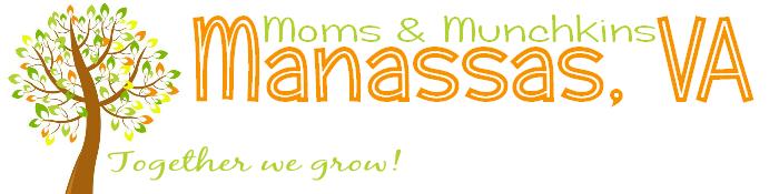 Manassas VA Moms & Munchkins Playgroup and Moms Group