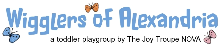 Toddler Playgroup The Joy Troupe NOVA Playgroups