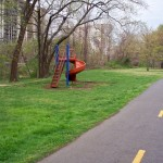 Brookvalley Park slide