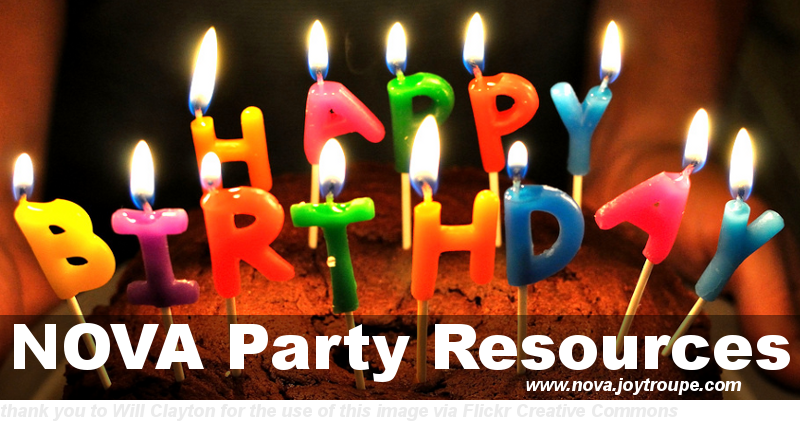 Birthday Party Resources