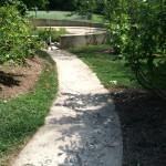 Powhatan Springs Park - Children's Rain Garden