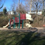 Ridgeview Park play structure