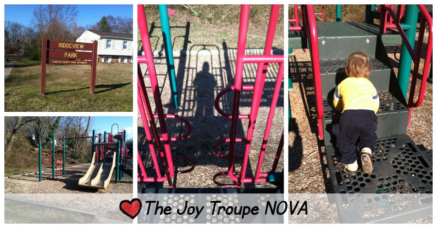ridge view park Alexandria VA Joy Troupe NOVA