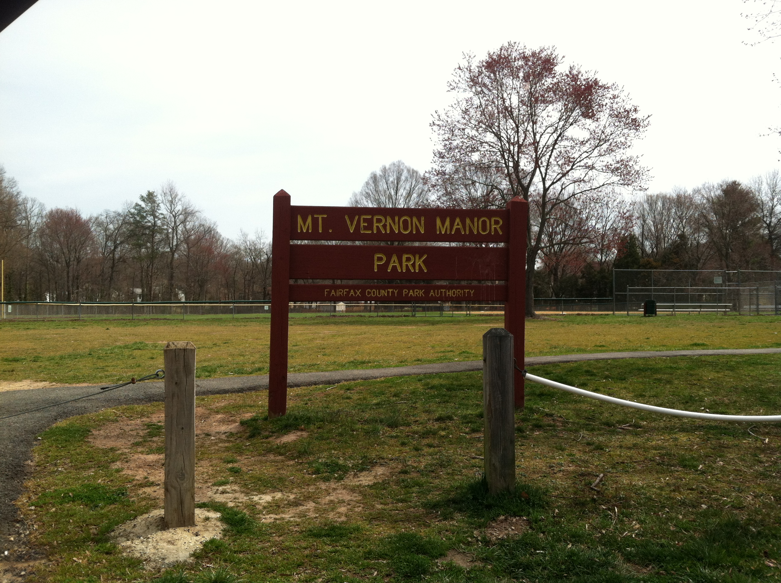 Mount Vernon Manor Park in Alexandria VA