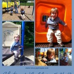 Playdate Recap: Chutes and Ladders 5-14-13
