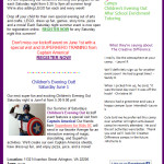 Children's Evening Out is now weekly!