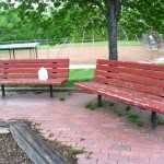 Parent seating at Reston North Park
