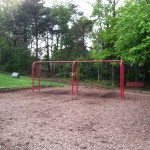 Swings at Reston North Park