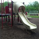 Slide at Reston North Park