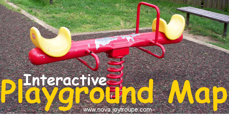 Interactive Playground Map