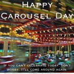 Celebrate Carousel Day at Area Carousels!