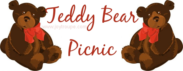Teddy Bear Picnic Story & Play time