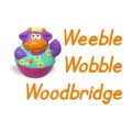Weeble Wobble Woodbridge VA Playgroup and Moms Group Logo