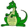 dragon-green-clipart