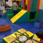 The new softplay room at Lee District Park