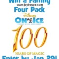 Disney on Ice 100 Years of Magic Ticket Giveaway