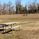 Picnic Area at Jones Point Park