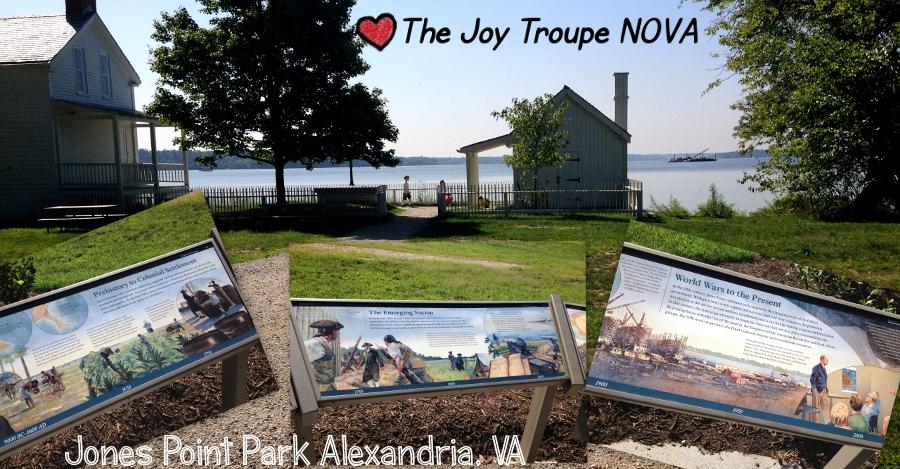 Jones Point Park History for Wiggleworms The Joy Troupe NOVA