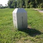 Jones Point Park Boundary Marker