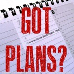 Got Plans? Your Joy Troupe Weekly Planner for 1-31-14