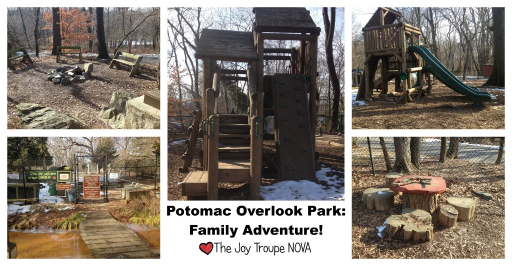 Potomac Overlook Park A Family Adventure Arlington VA