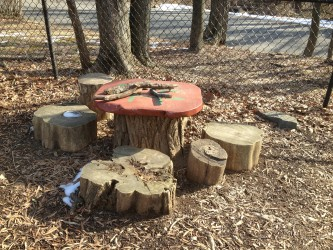 Potomac Overlook Park: Playground and more