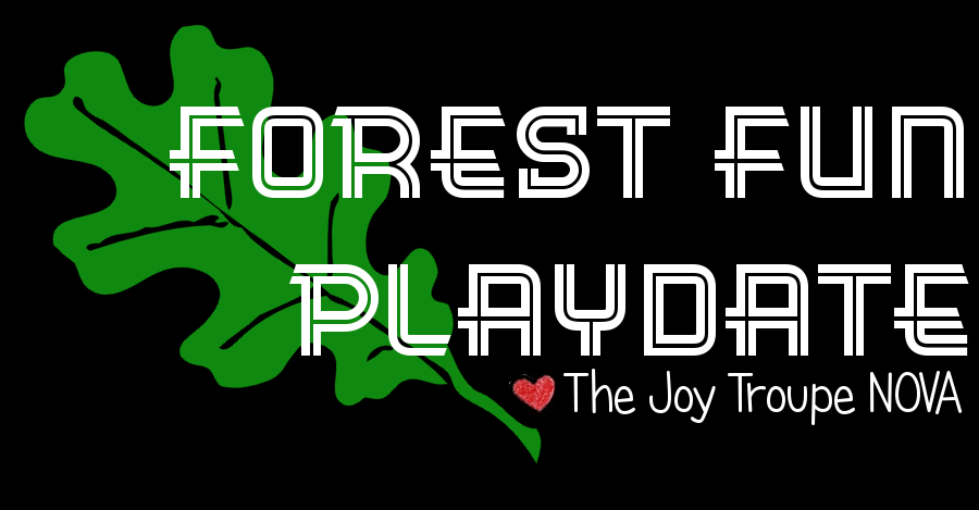 Forest Fun Playdate Annandale VA Preschool Infant Toddler Playgroup