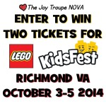LEGO® KidsFest coming to Richmond, VA