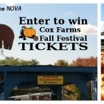 WIN Tickets to Cox Farms Fall Festival! through 9/24