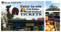Cox Farms Fall Festival Tickets Giveaway