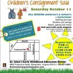 Arlington Kids' Stuff Sale 2014