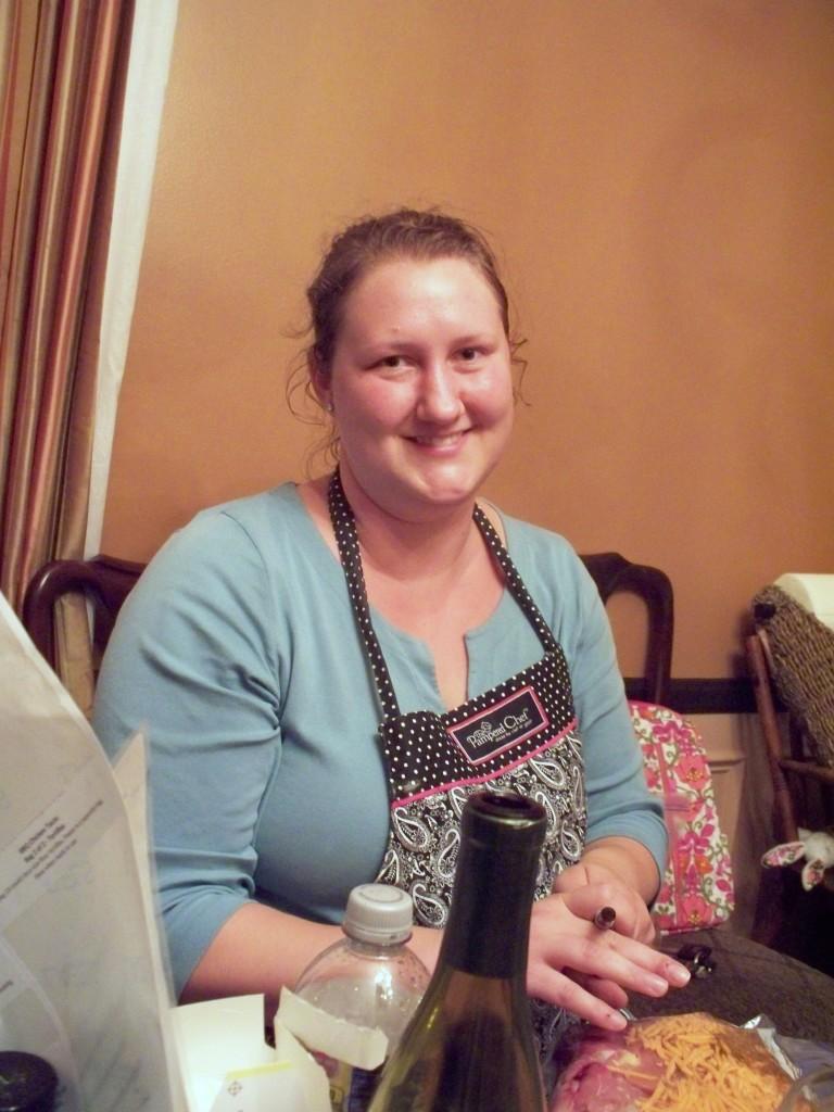 Freezer Meal Workshop with Cook S'More with Jen deVore Joy Troupe NOVA