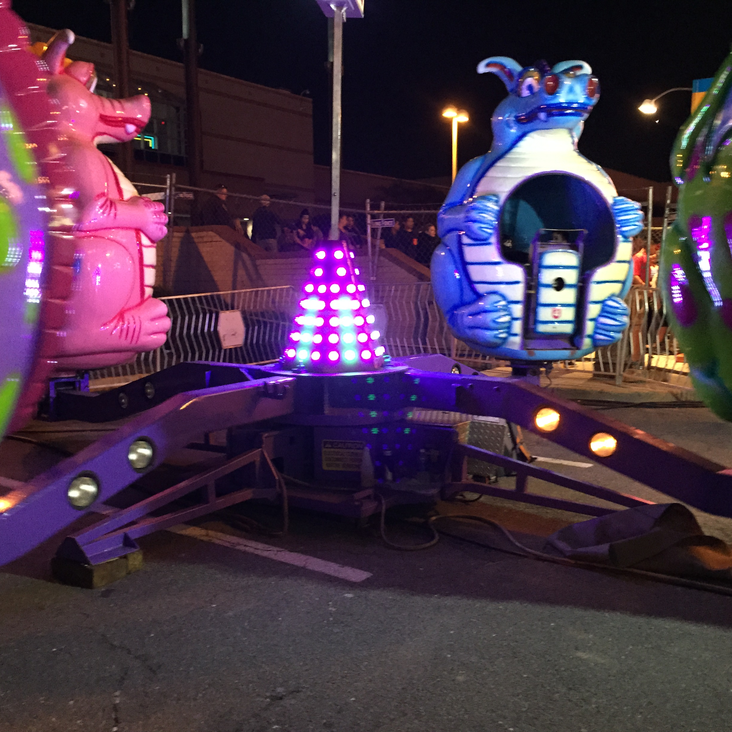 Landmark Carnival 2015 Spinning Dragons