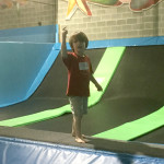Jump into summer at Flight Trampoline Park in Springfield, VA