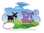 Featured Mamapreneur: Time for a Walk, LLC