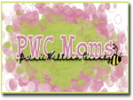 Welcome, Kristina of PWCMoms.com!